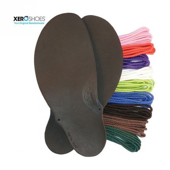 Sandales minimalistes DIY Xero Shoes 4mm