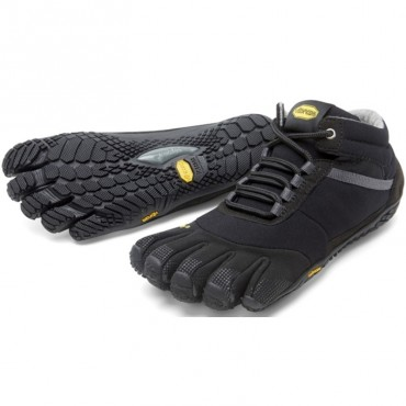 Vibram FiveFingers Trek Ascent Insulated Homme Noir