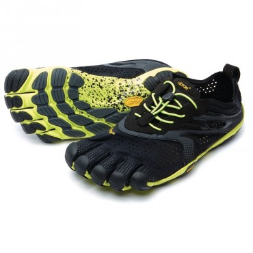 Vibram V Run de Five Fingers Homme Noir