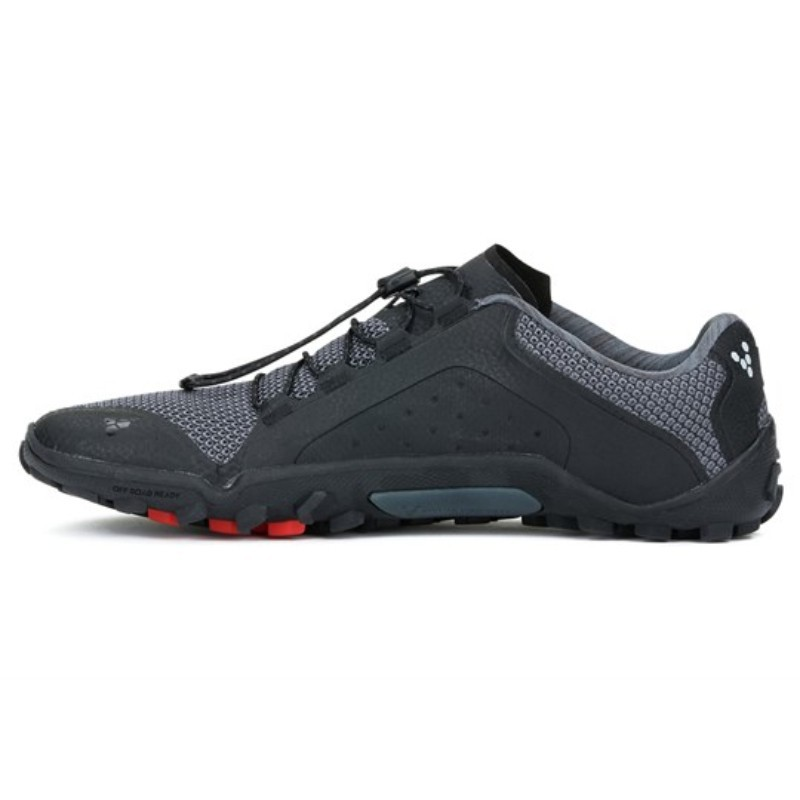 chaussures minimalistes vivobarefoot primus trail femme noir barefoot. Black Bedroom Furniture Sets. Home Design Ideas