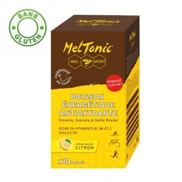 MelTonic Boisson énergétique antioxydante citron