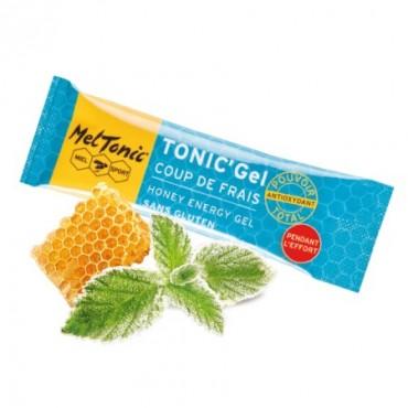 MelTonic Gel énergétique coup de frais miel, gelée royale et menthe