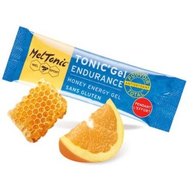 MelTonic Gel énergétique endurance miel, ginseng et gelée royale