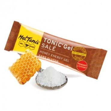 MelTonic Gel énergétique salé, miel, fleur de sel et gelée royale