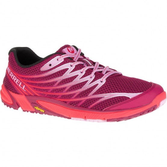 Chaussure minimaliste Merrell Bare Access Arc Femme Rose
