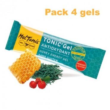 Pack Gel énergétique antioxydant miel-acerola-spiruline