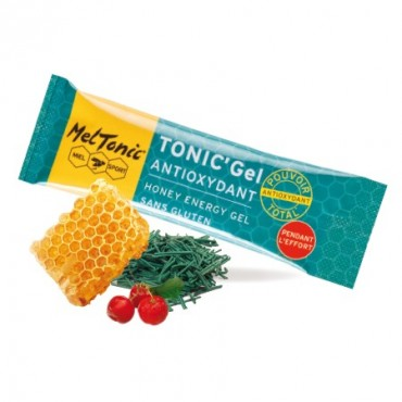 MelTonic Gel antioxydant miel-acerola-spiruline