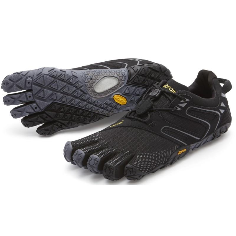 9a450969bbd Chaussure Vibram Femme FiveFingers V-Trail pour le trail minimaliste