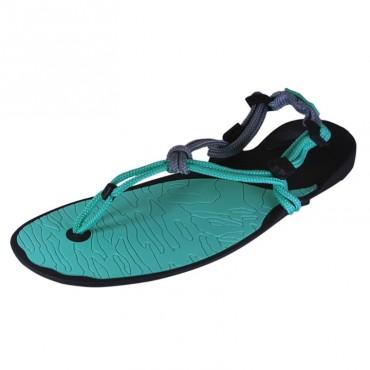 Sandale minimaliste Amuri Cloud Femme vert