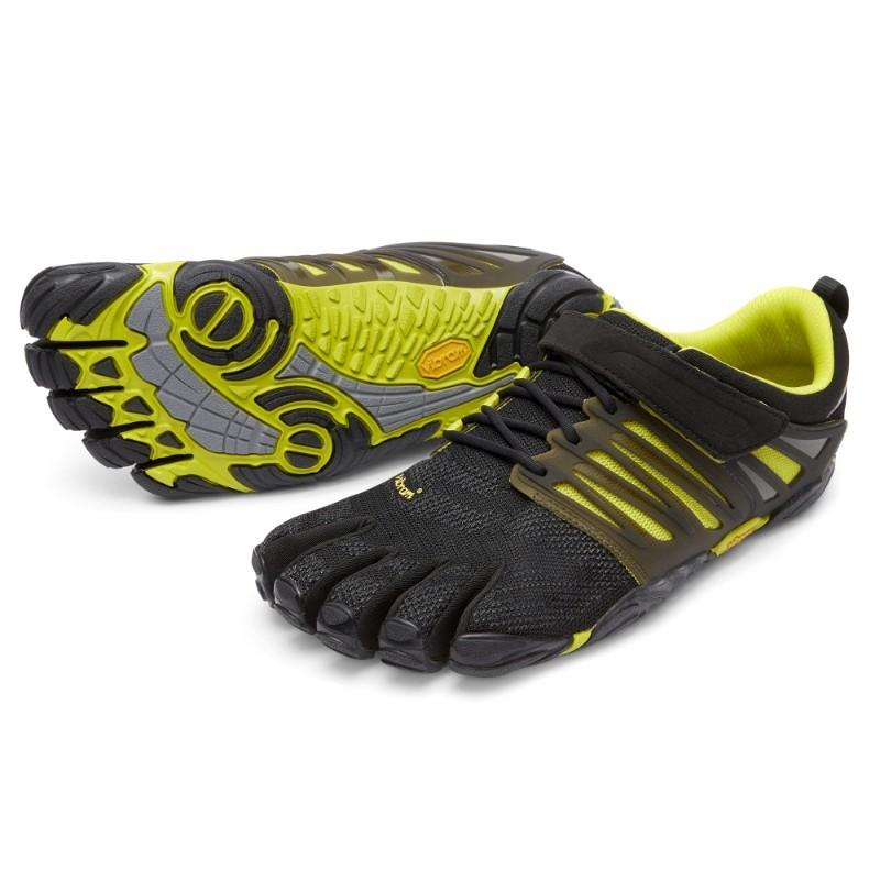 4e034855baa Chaussure minimaliste Vibram Five Fingers V-Train Homme pour salle ...