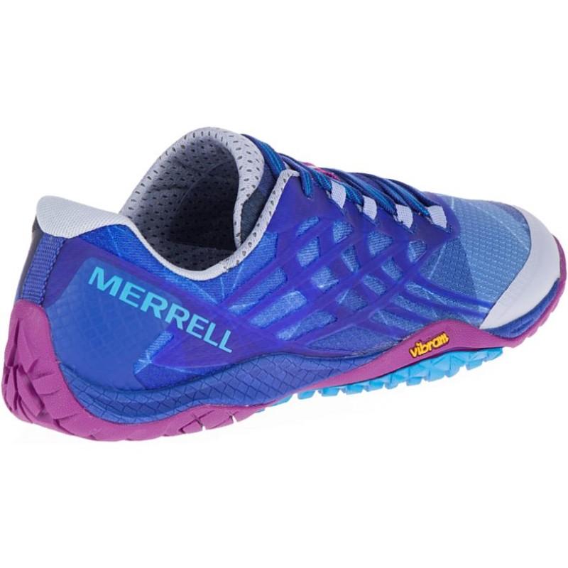 chaussures minimalistes femme merrell trail glove 4 trail barefoot. Black Bedroom Furniture Sets. Home Design Ideas