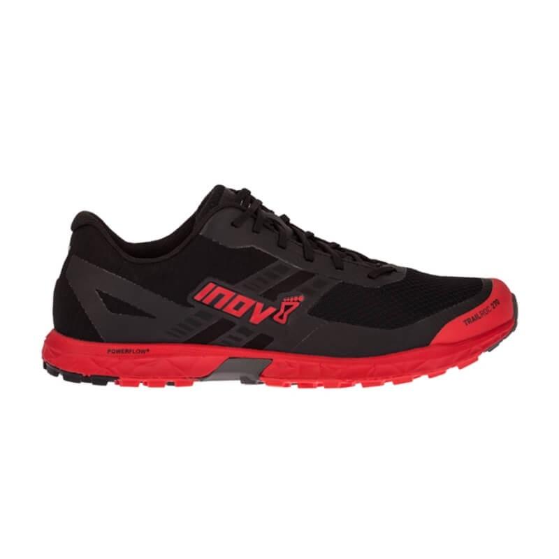 Inov8 Chaussures  Homme Trailroc 270 Noir Rouge Noir - Chaussures Chaussures-de-running Homme
