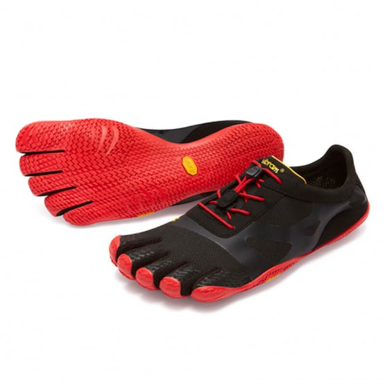 Vibram Five Fingers Kso Evo Homme  Rouge