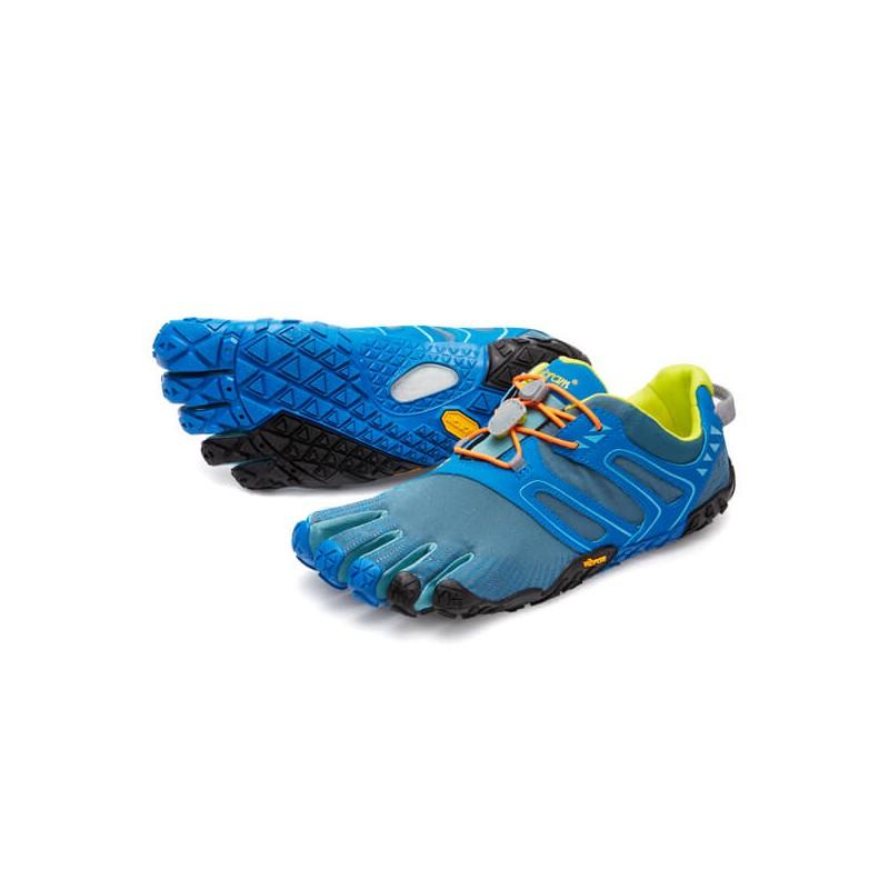 dfe40231ba8 Chaussure doigt de pied Vibram FiveFingers V-Trail Homme pour trail