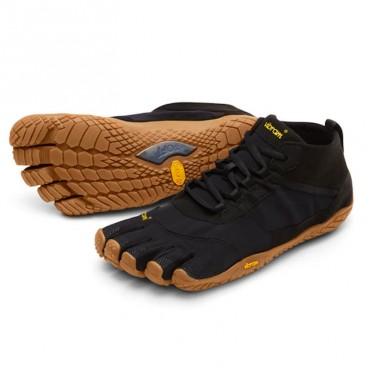 Vibram Five Fingers V-Trek Homme Noir/Marron