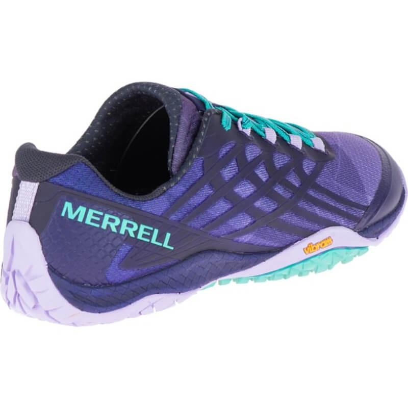 chaussure minimaliste femme merrell trail glove 4 trail minimaliste. Black Bedroom Furniture Sets. Home Design Ideas