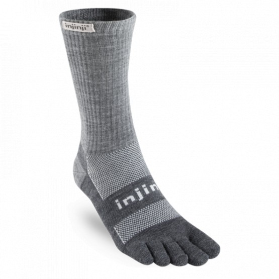 Chaussettes à doigts Outdoor Midweight Crew Nuwool