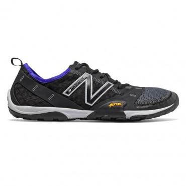 Chaussure minimaliste Minimus 10 V1 Trail Homme noir