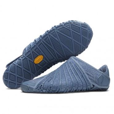 Chaussure minimaliste Vibram Furoshiki Original Bleu