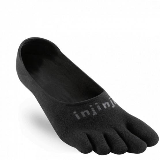 Chaussettes à doigts de pied Sport Light weigth Hidden Noir