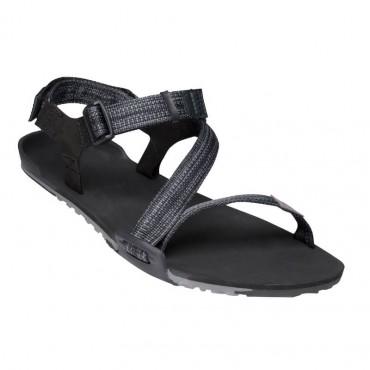Sandale minimaliste femme Umara Z-Trail  noir