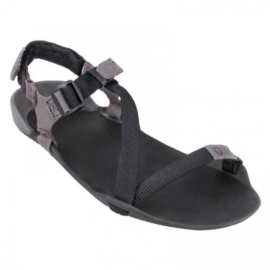 Sandale minimaliste Xero Shoes Z-Trek Femme Gris/Noir