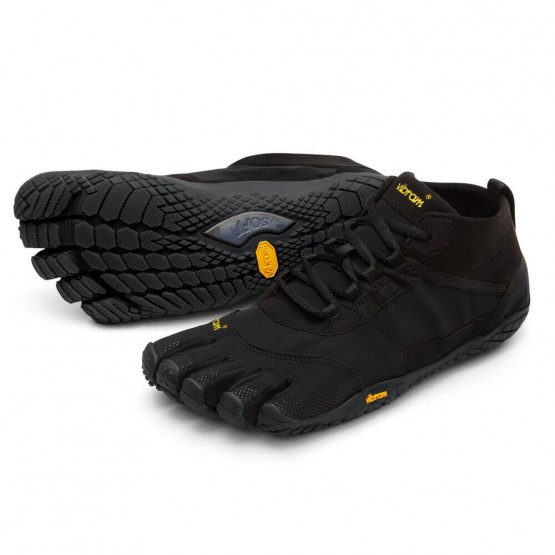 Vibram Five Fingers V-Trek Homme Noir
