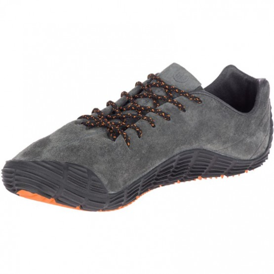 Chaussure minimaliste Merrell Move Suede Gris