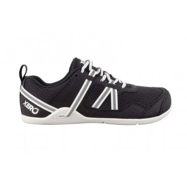 Chaussure minimaliste Prio Homme Noir/Blanc