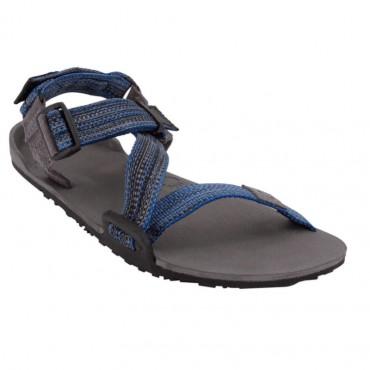 Sandale minimaliste Z-Trail Enfant  Bleu