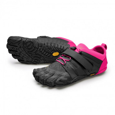 Five Fingers V-Train 2.0  Femme Noir/Rose