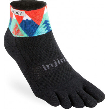 Chaussettes à doigts Trail Midweight Mini-Crew