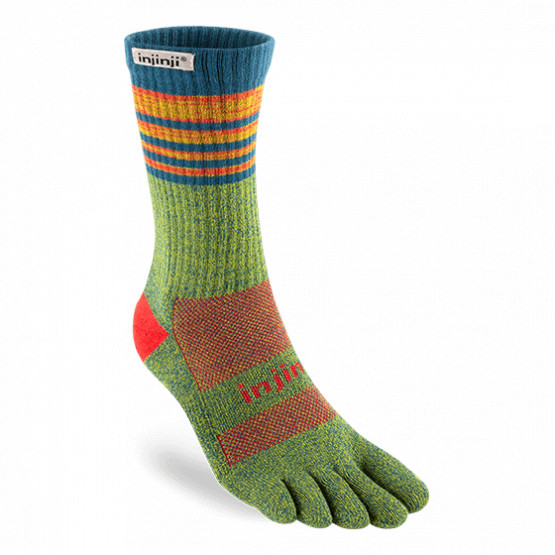 Chaussettes à doigts Trail Crew Midweight