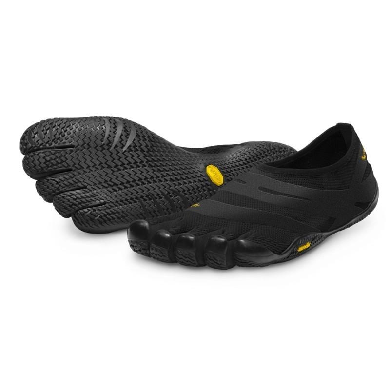 ef082b62042 Chaussures minimalistes 5doigts Vibram Five Fingers Homme EL-X. Noir.