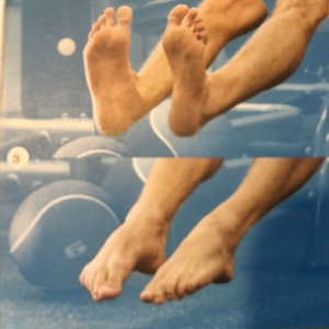 Excercise renforcement dors-flexion