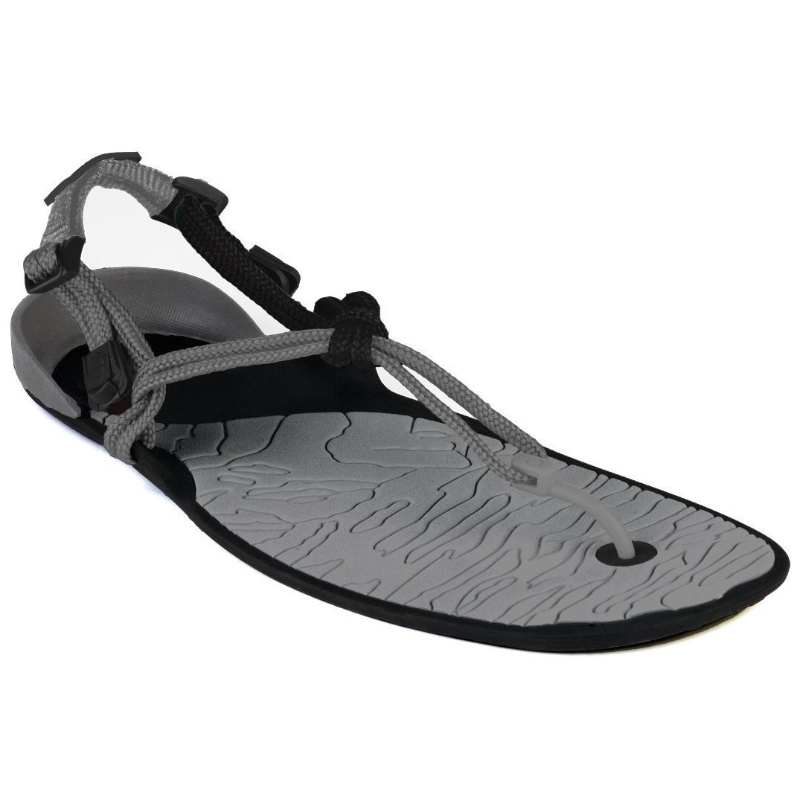 Sandale minimaliste Xero Shoes Amuri Cloud Homme Charcoal