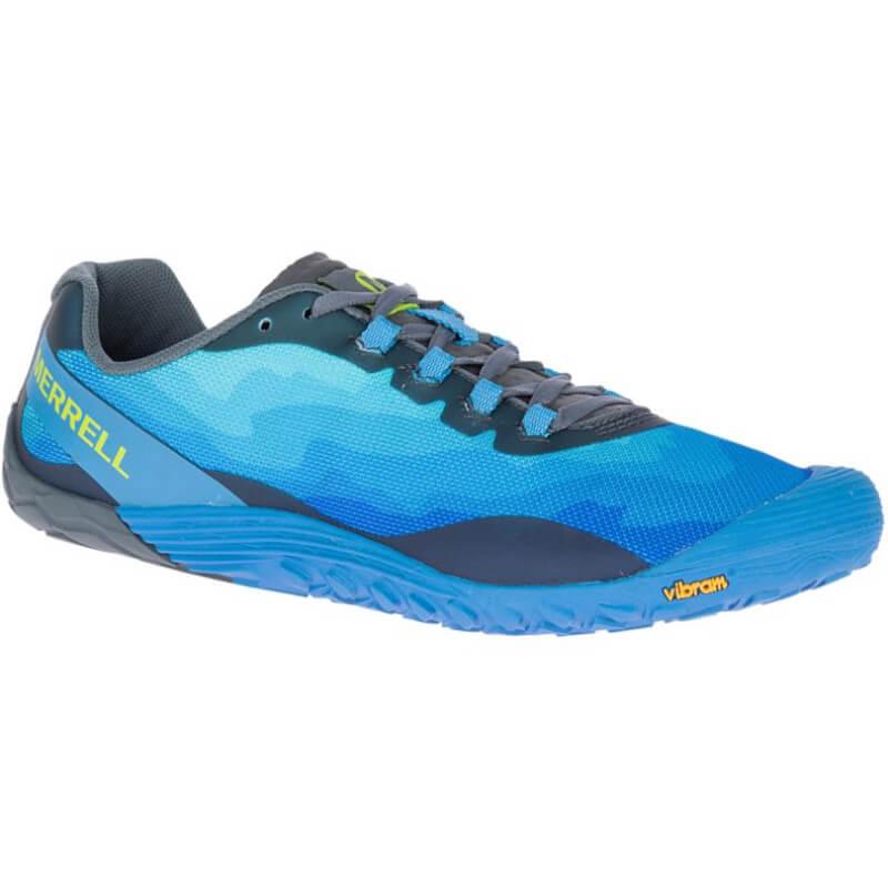 Chaussure Minimaliste Merrell Vapor Glove 4 Homme Bleu