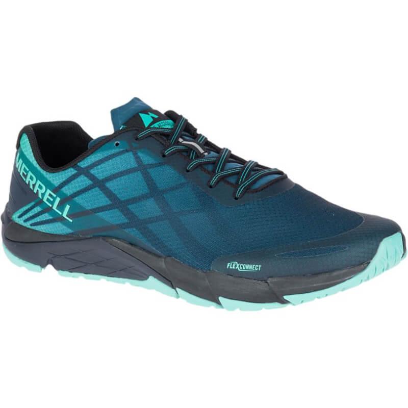 Chaussures minimalistes Merrell Bare Access Flex Homme Bleu Sport