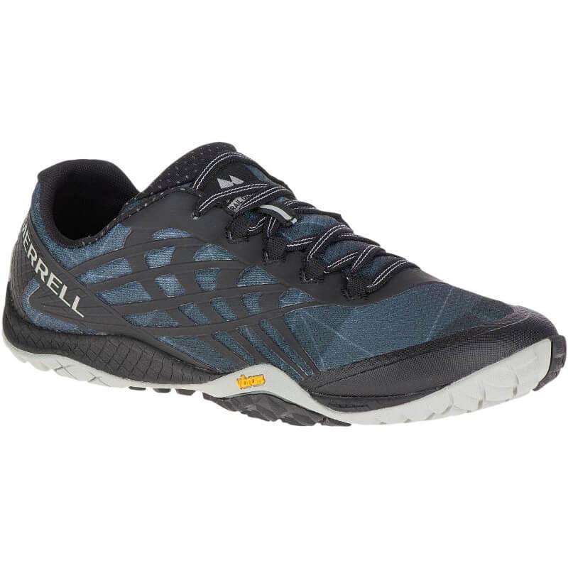 Chaussures minimalistes Merrell Trail Glove 4 femme Noir/Argent