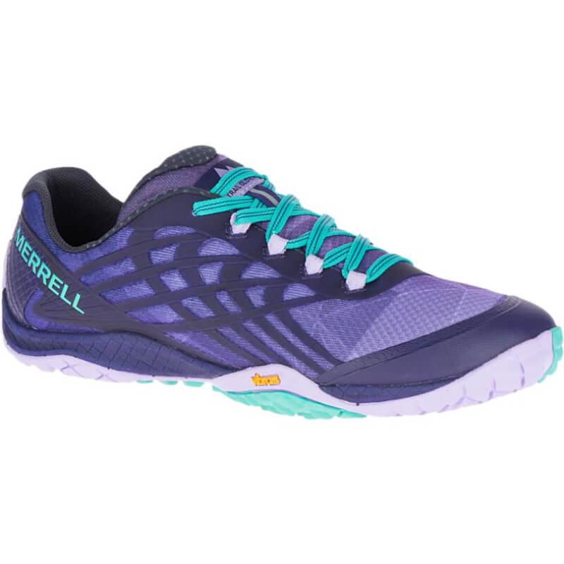Chaussure minimaliste Merrell Trail Glove 4 violet femme