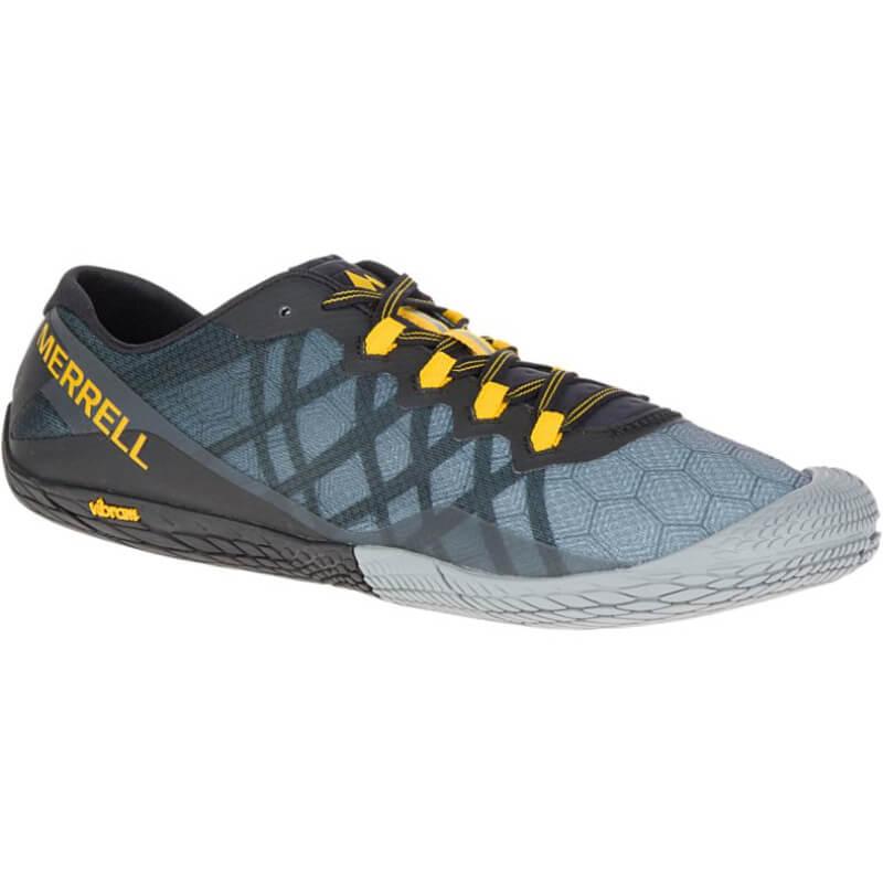 Chaussure minimaliste Merrell Vapor Glove 3 homme gris