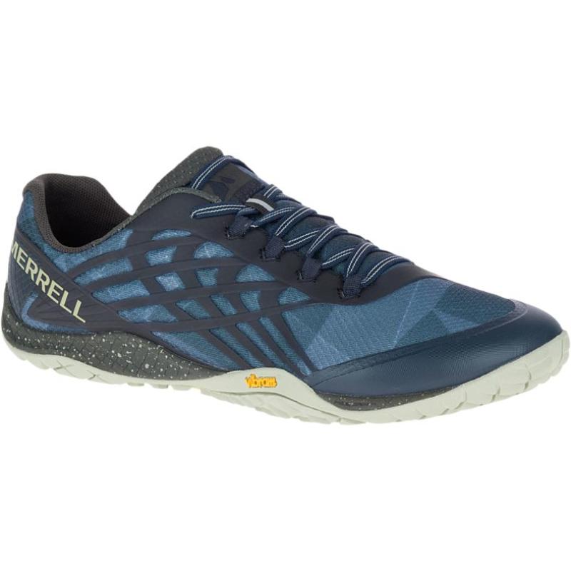 Chaussure minimaliste Merrell Trail Glove 4 bleu marine