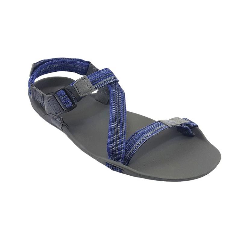 Sandales minimalistes Xero Shoes Amuri Z-Trek homme multi-bleu