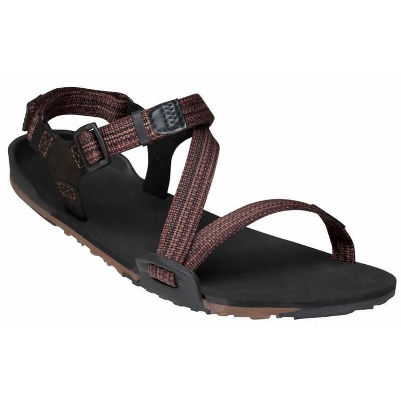 Sandale minimaliste Xero Shoes Z-Trail marron