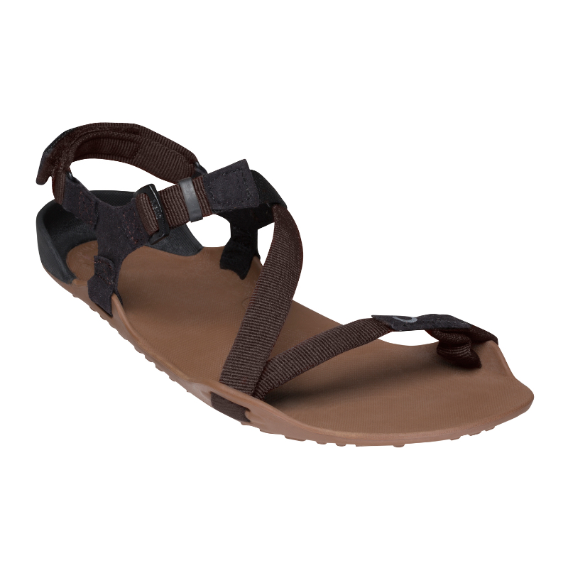Sandales Minimalistes Xero Shoes Z-trek marron