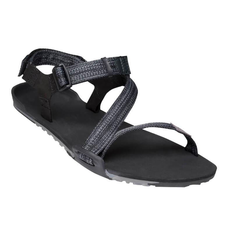 Sandales minimalistes Xero Shoes Umara Z-Trail Noir