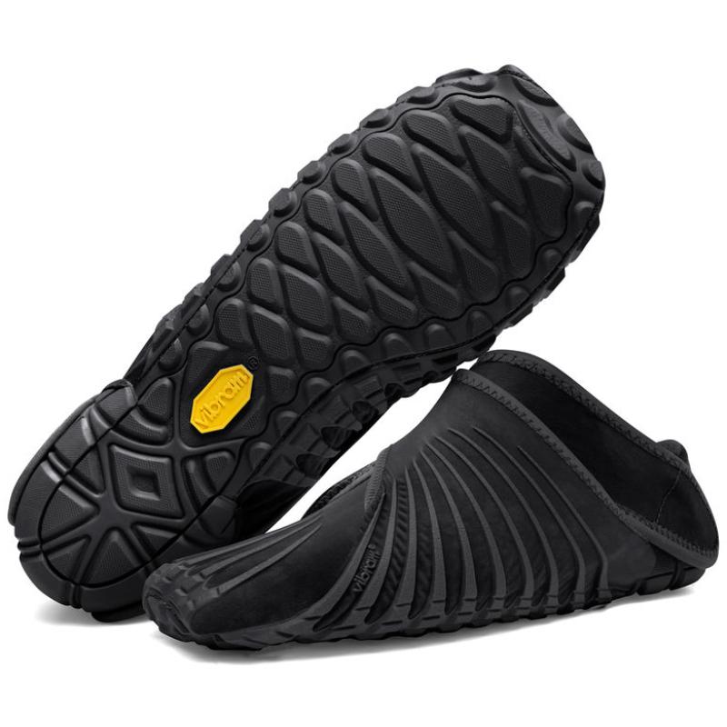 Chaussure  minimaliste Vibram Furoshiki noir
