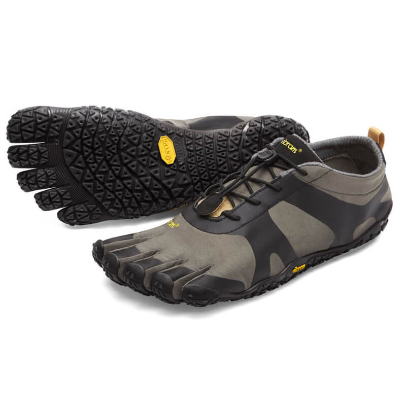 Vibram Five Fingers V-Alpha Homme Gris