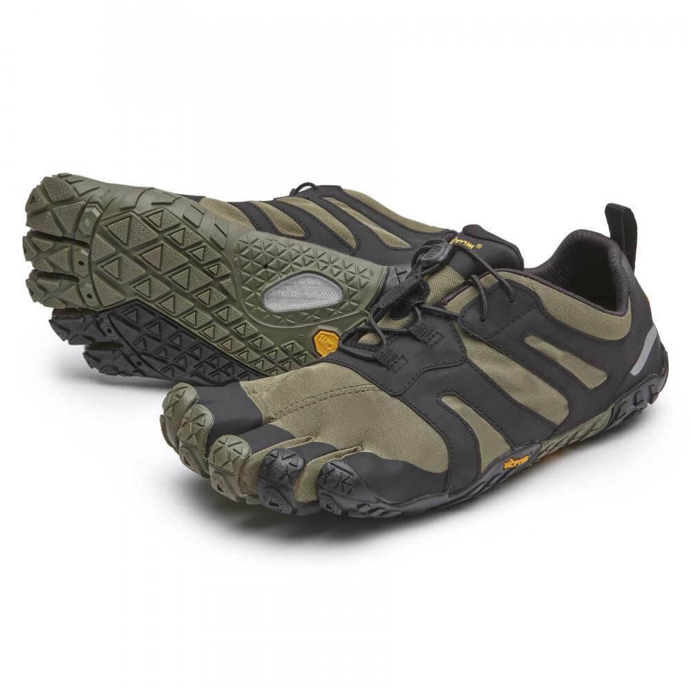 Vibram FiveFingers V-Trail 2.0 Homme kaki