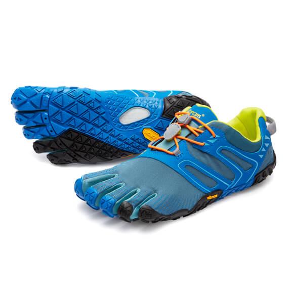 Vibram FiveFingers V-trail homme bleu